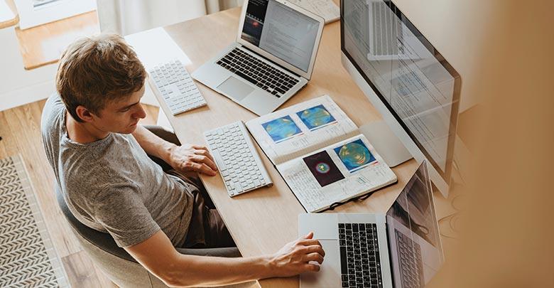 Photo of 3 kreativna rješenja za ured u kući