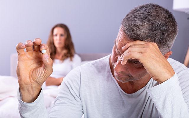 Liječenje erektilne disfunkcije
